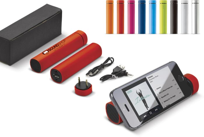 "Powerbank ""Soundshop"""